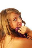 Żywiołowy dziewczyna 340 — Zdjęcie stockowe