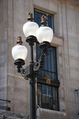 Streetlamp in London — Stock Photo