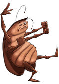 Cockroach — Stock Photo
