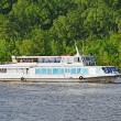 Motor travel river ship — Stock Photo #10804129