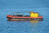Industrial pilot ship — Stock fotografie
