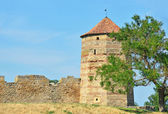 Festung turm — Stockfoto