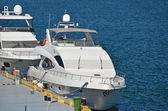 Motoryacht — Stockfoto
