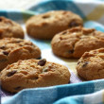 Homemade chip cookies — Stock Photo #11104484