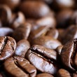 Coffee beans close up - Lizenzfreies Foto