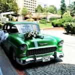 Old Chevrolet — Stock Photo #11838446