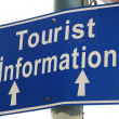 Tourist Information - Stock Photo