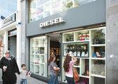 Diesel Store in Istanbul — Foto de Stock
