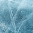Ice - texture — Stock Photo