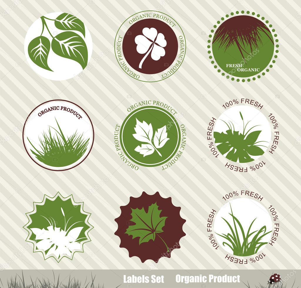 Ecology icon set — Stock Vector #11401117