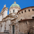 Cathedral of Brescia, Italy — Stock Photo #11525512