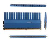 Random access memory DDR3 — Stock Photo