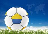 Voetbal illustraties — Stockfoto