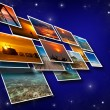 Star background — Stock Photo #10931945