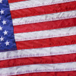 USA Flag - Foto Stock