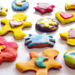 Stock Photo: Colorful Cookies