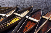 Wooden Boats — Stock Photo