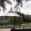 Stock Photo: Stunning bandstand