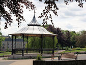 Stunning bandstand — Stock Photo