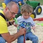 At the playground — Stock Photo #11071537