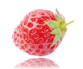 Fresh juicy strawberries — Stock Photo