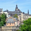 Luxemburg.View of Luxemburg. — Stock Photo #10774153
