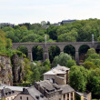 Luxemburg.View of Luxemburg. — Stock Photo #10774225