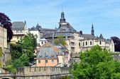 Luxemburg.View of Luxemburg. — Stock Photo