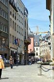 Luxemburg.View of Luxemburg. — Stock Photo