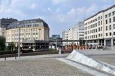 Brussel.Belgium. — Stock Photo