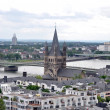 View of Cologne.Germany. — Stock Photo