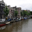 View of Amsterdam.Holland. - Stock Photo