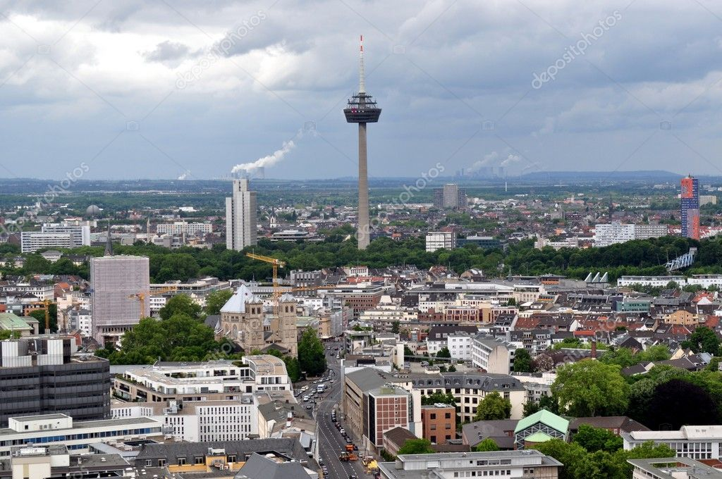 View of Cologne.Germany. — Stock Photo #11325951