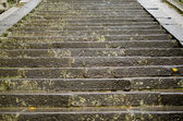 Stairs background pattern — Stock Photo