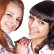 Two girl friends — Stock Photo #11379774