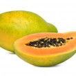 Ripe papaya — Stock Photo #11281354