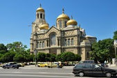 The Assumption Cathedral in Varna — Stock Photo