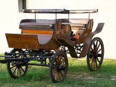 Old coach — Stock Photo