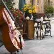 Old Cello — Stock Photo #11768012