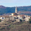 Stock Photo: City of Buzet