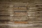 Wooden Wall — ストック写真