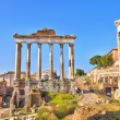 Roman ruins in Rome, Forum — Stock Photo #11608400