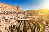 Colosseo a roma — Foto Stock