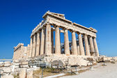 Parthenon in acropolis, athene — Stockfoto