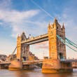 Tower Bridge at sunset — Stock Photo