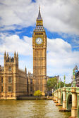 Big Ben in London — Foto de Stock