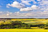 Tyska landsbygden — Stockfoto