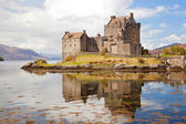 Eilean Donan Castle Scotland — Stock Photo