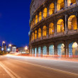 Colosseum night — Stock Photo