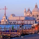 Santa Maria Della Salute, Venice — Stock Photo